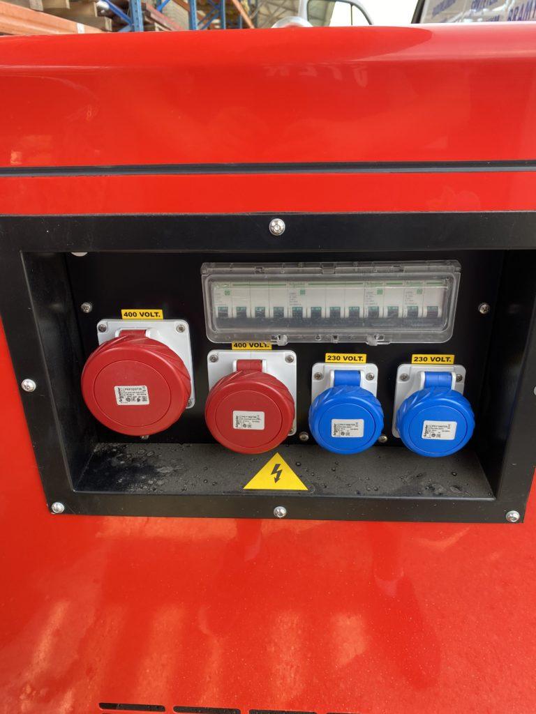 Agregat prądotwórczy Himoinsa HYW-20 T5 SP AS5 CEM7